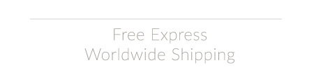 Express WorldWide Shipping Available