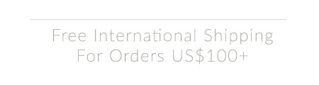 Free WorldWide Shipping On Order Over USD100