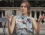 See the future of fashion with Alexa Chung