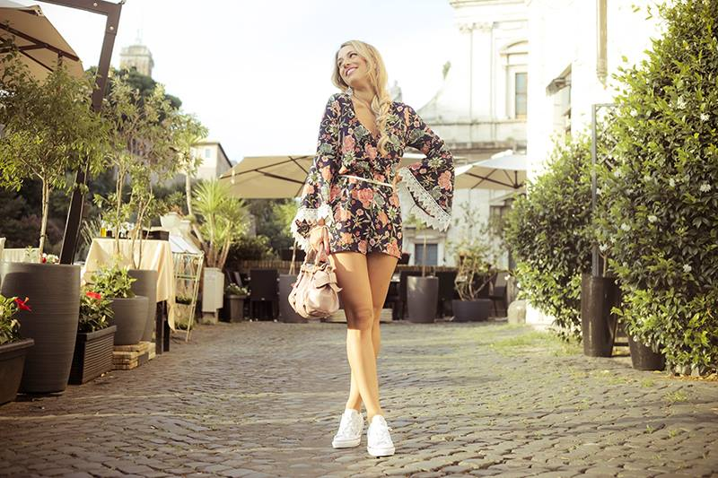 Blogger Interview: Italian girl Camilla Sentuti who believes breaking fashion rules blogging from NYC