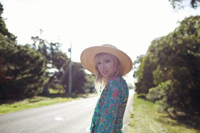Blogger Interview:  Melbourne blogger Claire has true romance in her heart as well as her fashion expression