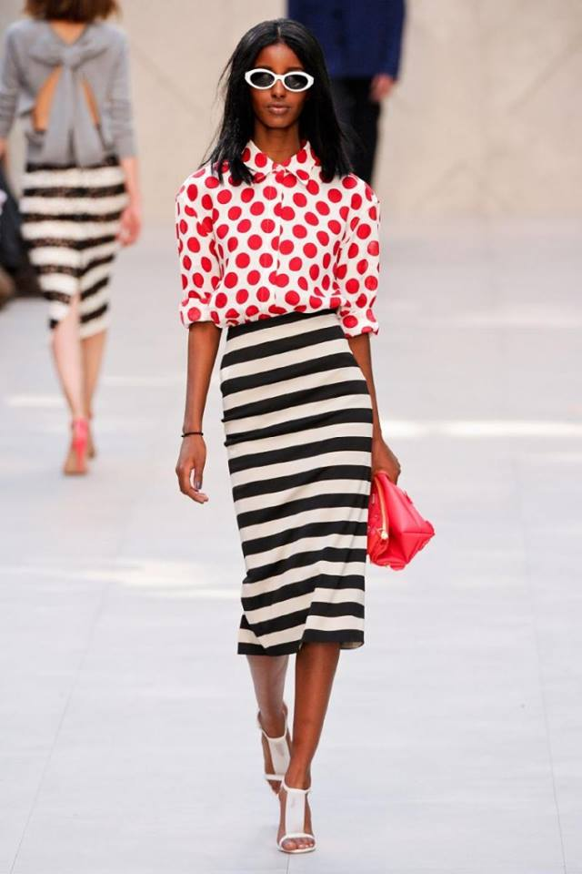 Wear Dots or Stripes – That Is The Question? or NOT
