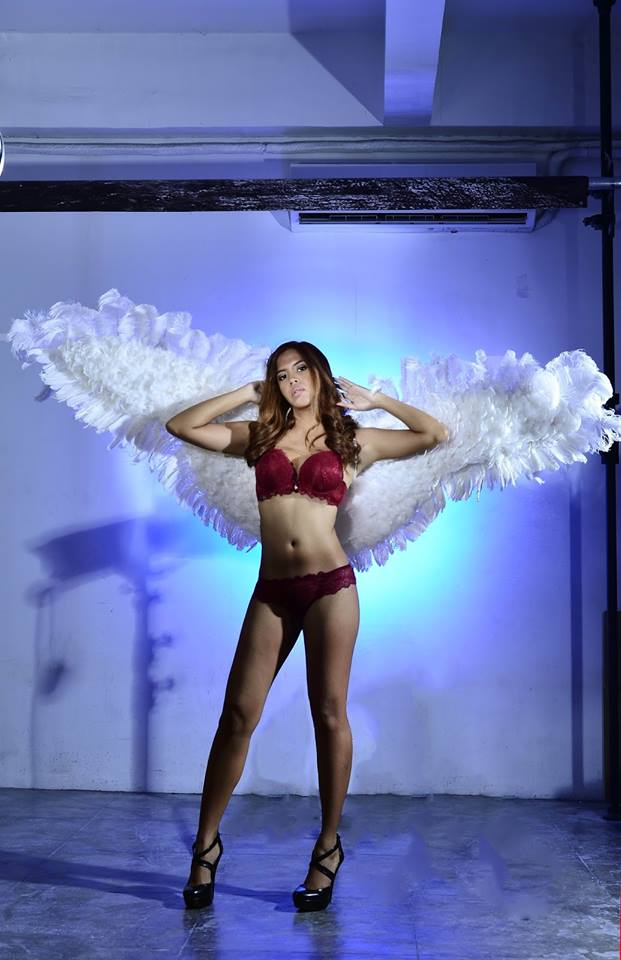 Blogger Interview:  Filipino Seyra fulfilled her Victoria's Secret dream & want to dream even bigger
