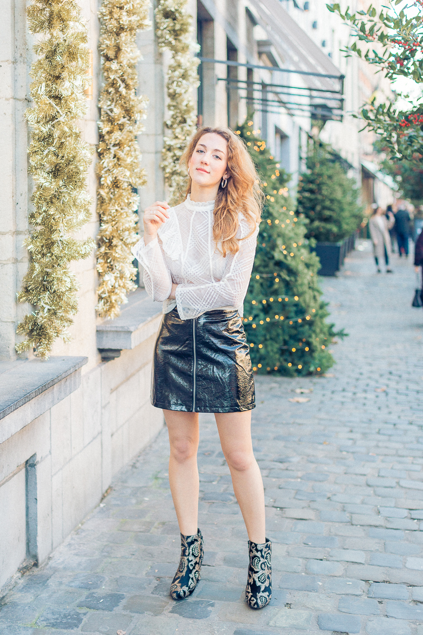 Blogger Interview: Olivia from Brussels made a winning combination mixing her two biggest passions!