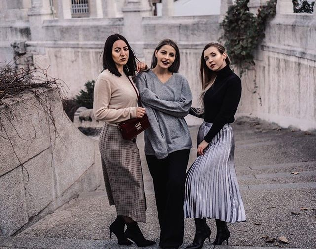 Blogger Interview : Three different girls with Three different styles making one Great Fashion Story!