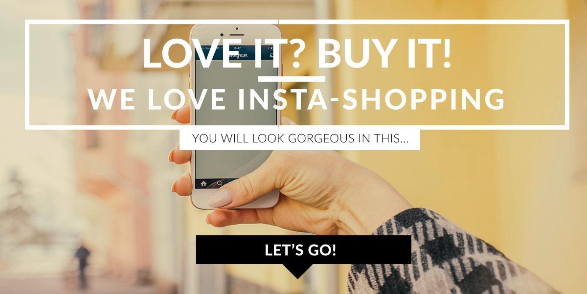 Shop The Instagram
