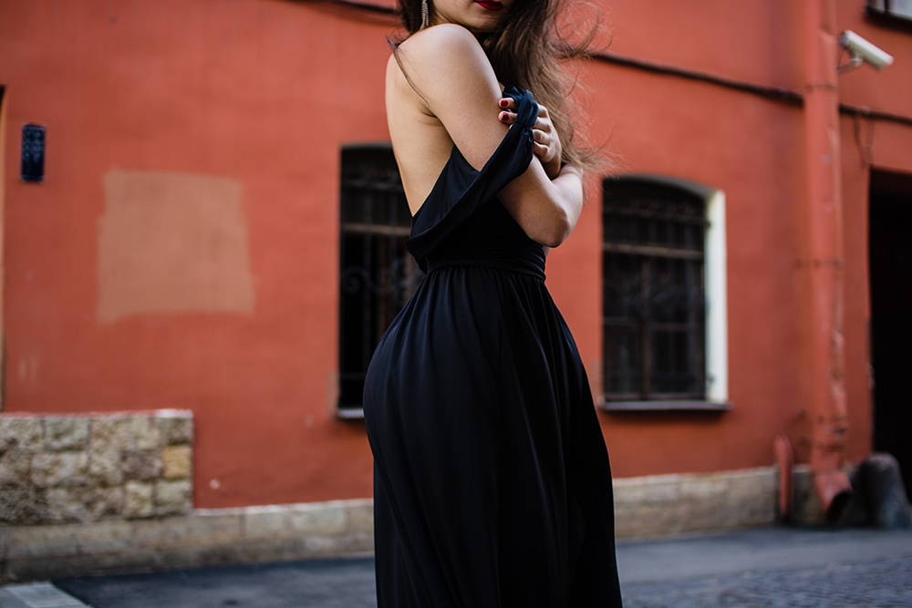 Little black dress – Always a must have!