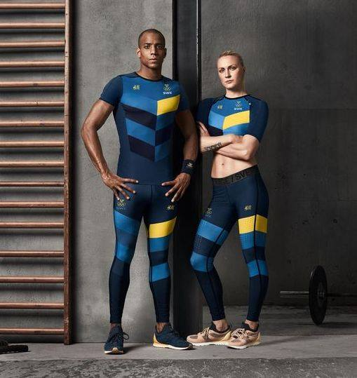 Britain team Rio Olympics 2016 uniform